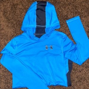 Under Armour cold gear fitted hoodie